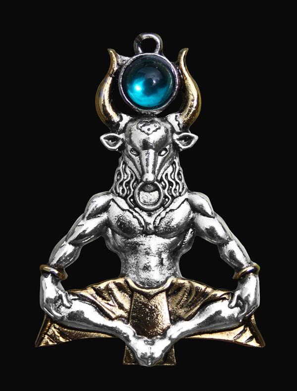 Minotaur for Serenity Pendant