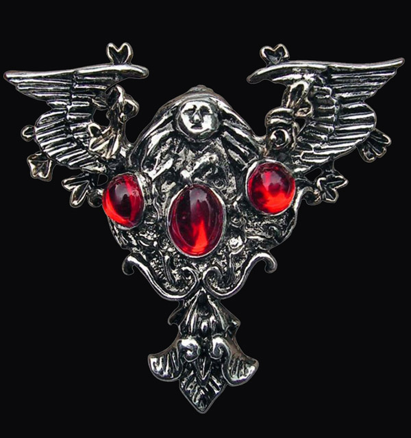 Angel of Midnight Pendant