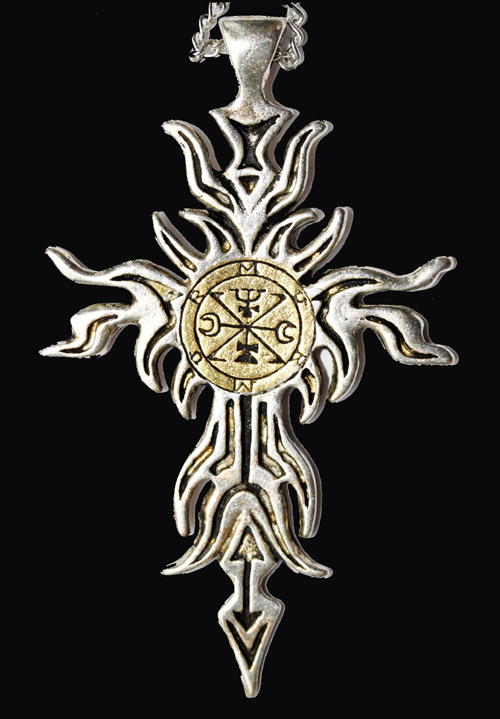 Zagan Cross of Transformation Pendant