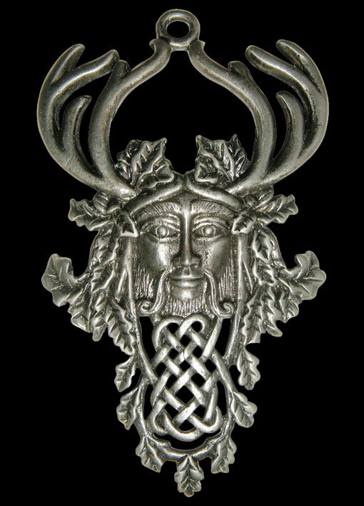 Mythical Herne The Hunter Pendant