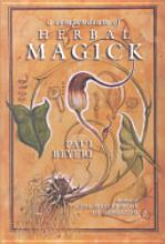 Compendium of Herbal Magick Book Paul Beyerl