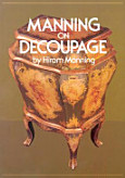 Manning on Decoupage Craft Book