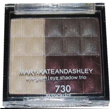 Mary Kate and Ashley Eye Shadow Trio Passionate